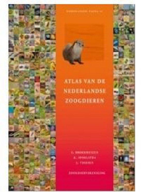 Natuur van Nederland 12 - Atlas van de Nederlandse zoogdieren