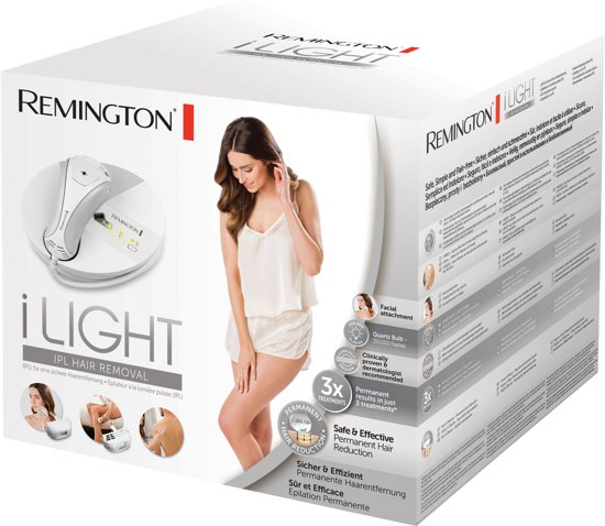 Remington IPL6780 i-Light Lichtontharing
