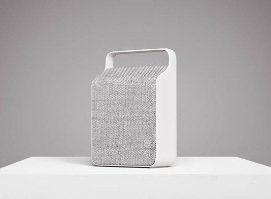 Vifa Oslo - Bluetooth Speaker - Lichtgrijs