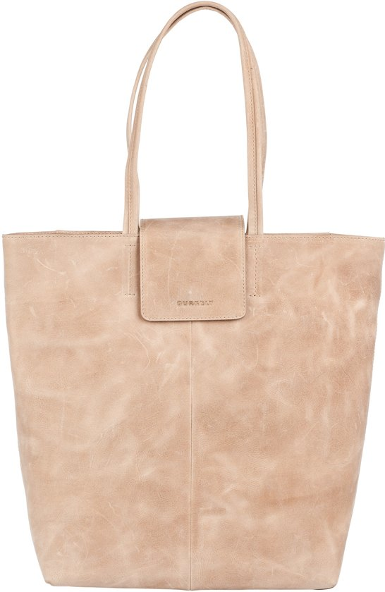 Burkely Stacey Star Shopper - Shopper - Zand