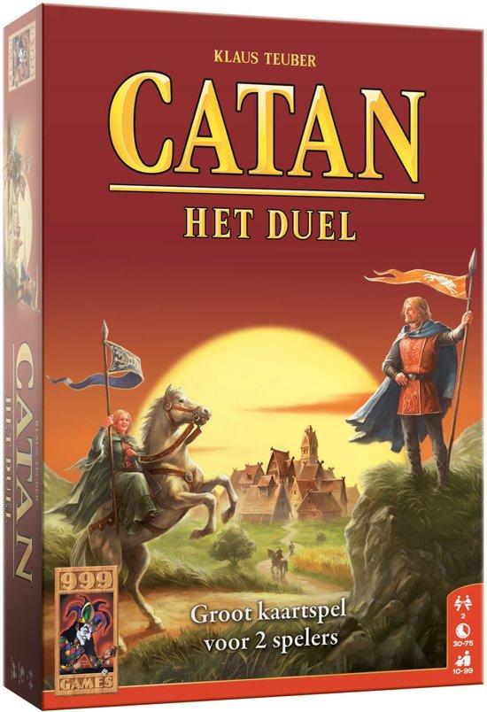 Afbeelding van het spel Catan: Het Duel Kaartspel