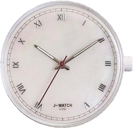 JU'STO J-WATCH uurwerk Roman Numerals