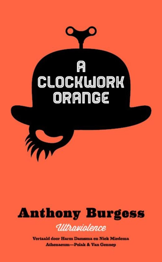 a book analysis of a clockwork orange by anthony burgess A clockwork orange (1962) anthony burgess' probably best known novel, consti-   son, a deeper analysis of the verbal and audiovisual intricate network of.