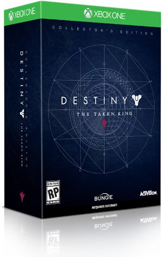 Destiny: The Taken King - Collector's Edition - Xbox One kopen