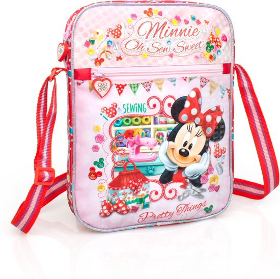 c5d3460c537 Mode Minnie Mouse Zondagbezorging Overmorgen In Huis   Marathonreizen.NU
