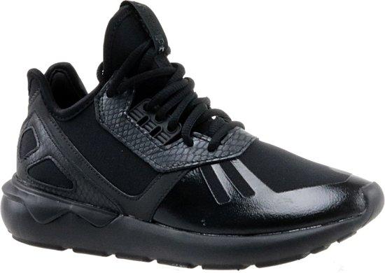 adidas tubular dames zwart