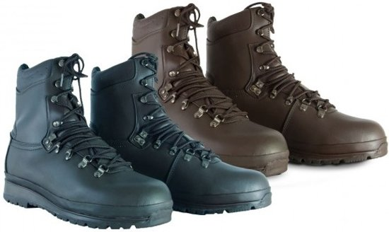 Highlander Elite Boots