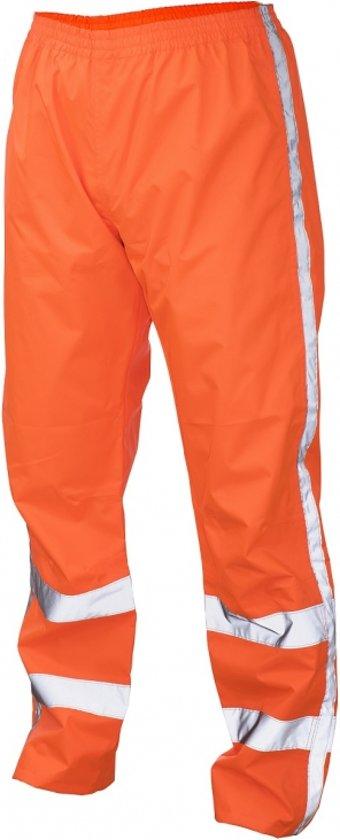 Assent RWS regenbroek oranje maat L