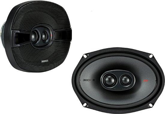 kicker 6x9 speakers 300watt ksc6930