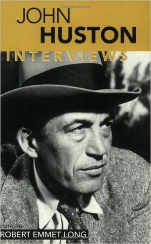 Boek cover John Huston van Mike Newell (Paperback)