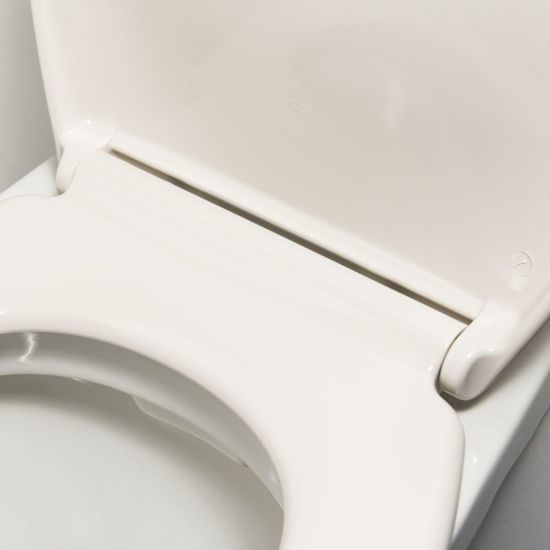 Tiger Soft-close toiletbril Ventura Duroplast crèmekleurig 251491246