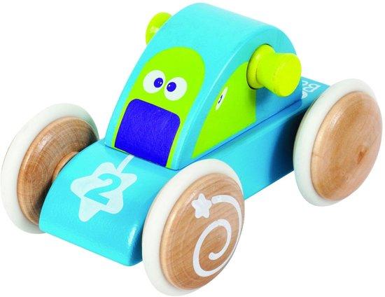 Boikido' houten wagen Comet