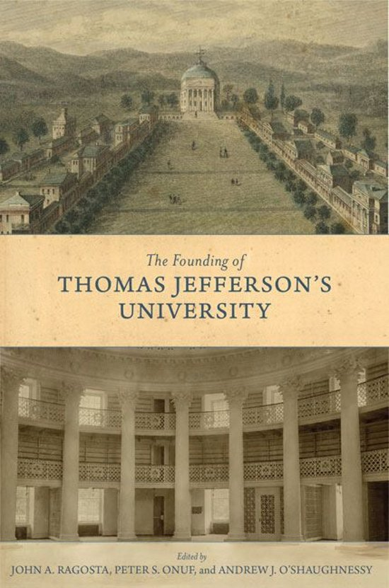 The Founding of Thomas Jefferson's University