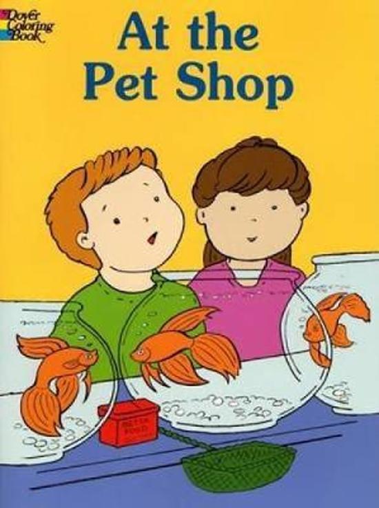 At the Pet Shop