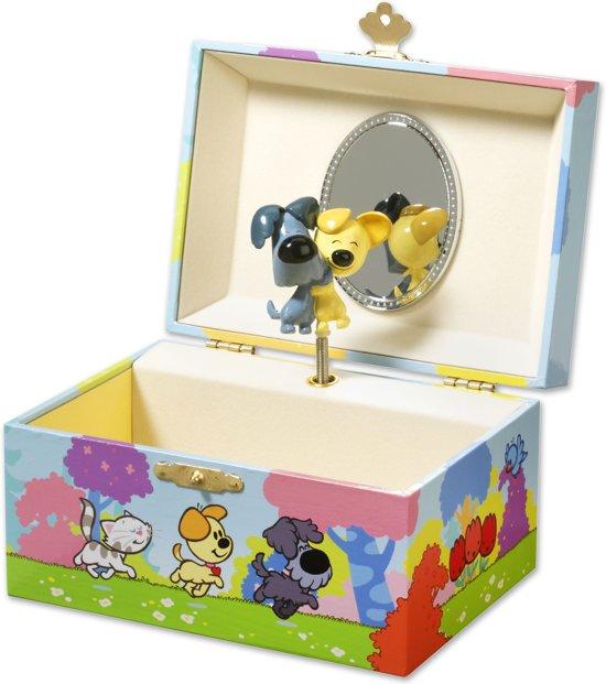 Afbeelding van Woezel en Pip Muziekdoosje speelgoed