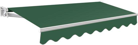 Wonderbaarlijk bol.com | Primrose Zonnescherm - knikarm - handbediend - 250cm - Groen LK-05
