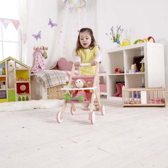 Hape Speelgoed Poppenbuggy