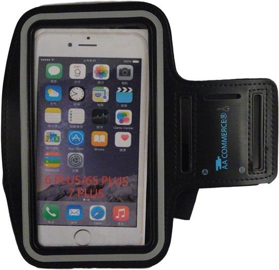 Smartphone Hardloop Armband - Hardloopband - Sportband voor Iphone 6 Plus/6S & 7 Plus