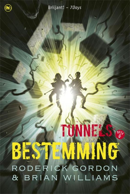 Hedendaags bol.com   Tunnels - Bestemming (ebook), Roderick Gordon CW-72