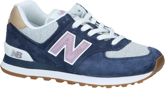 Donkerblauwe Sneakers New Balance WL 574 | Globos' Giftfinder