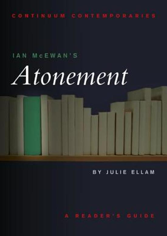 analysis of atonement and loita Full text of the commonwealth & empire review see other formats.