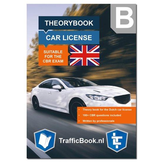 Car Driving License B - Car Theory Book 2018