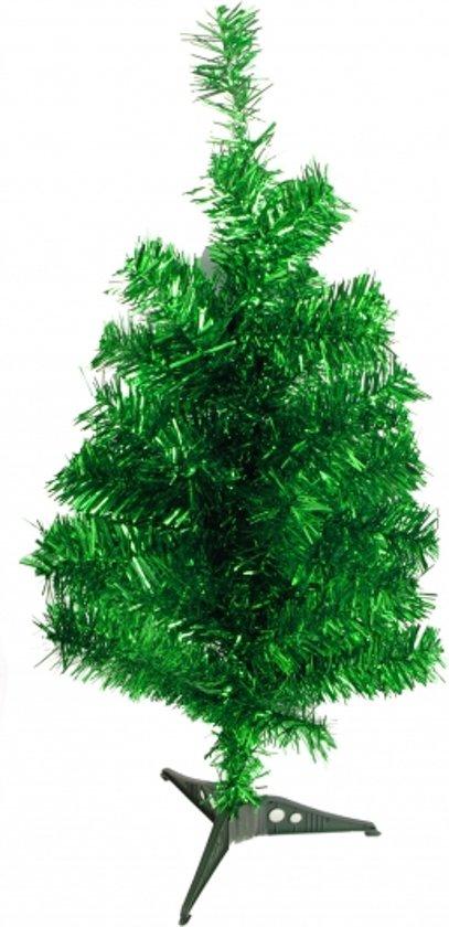 bol.com | Kleine kunstkerstboom - 20 x 20 x 60 cm - mini kerstboom