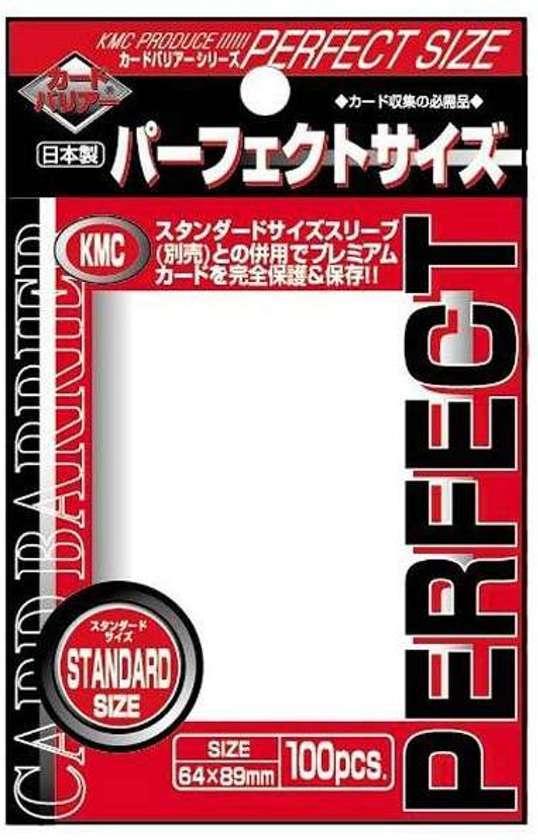 Afbeelding van het spel KMC Perfect size sleeves