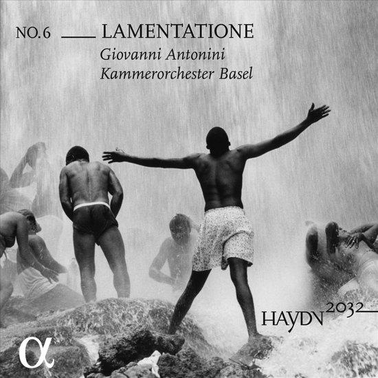 Haydn 2032 Vol.6 Lamentatione