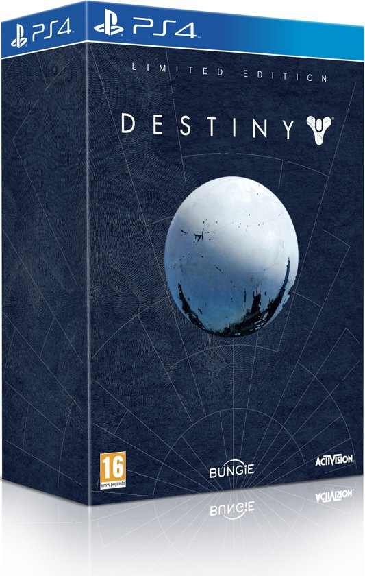 Destiny - Limited Edition - Xbox One kopen