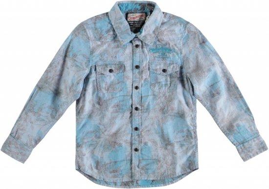 Lichtblauw Overhemd.Bol Com Petrol Lichtblauw Overhemd