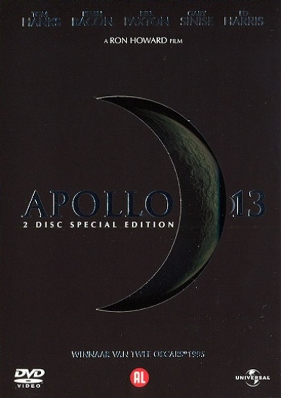 DVD cover van Apollo 13 S.E. (D)
