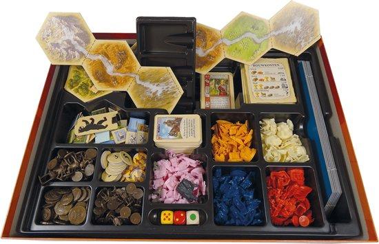 Thumbnail van een extra afbeelding van het spel Kolonisten Van Catan Big Box - Bordspel