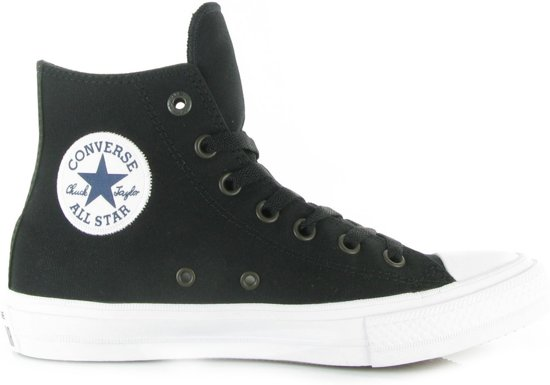52fc7d54c8d Converse Chuck Taylor All Star II Hi - Sneakers - Kinderen - Maat 36 - Zwart