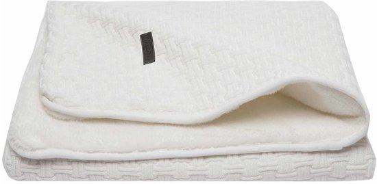 bébé-jou - Wiegdeken Mori 75*100 cm Fabulous - Shadow White