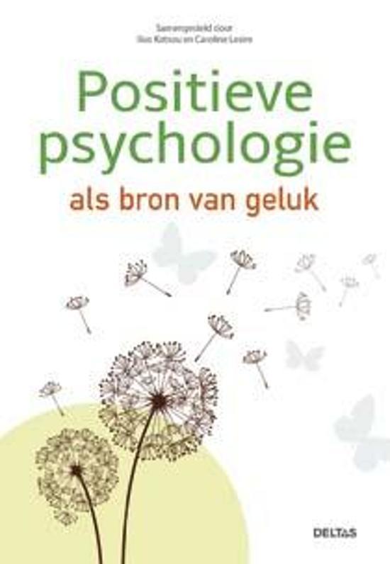 Boek cover Positieve psychologie als bron van geluk van Christophe Andre (Paperback)