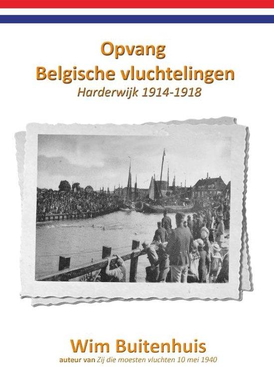 Opvang Belgische vluchtelingen Harderwijk 1914-1918