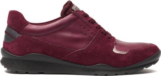85d8950a388 bol.com | Ecco Sneaker Rood - Dames - Maat 39