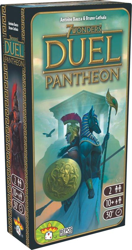 7 Wonders Duel Pantheon - Uitbreiding