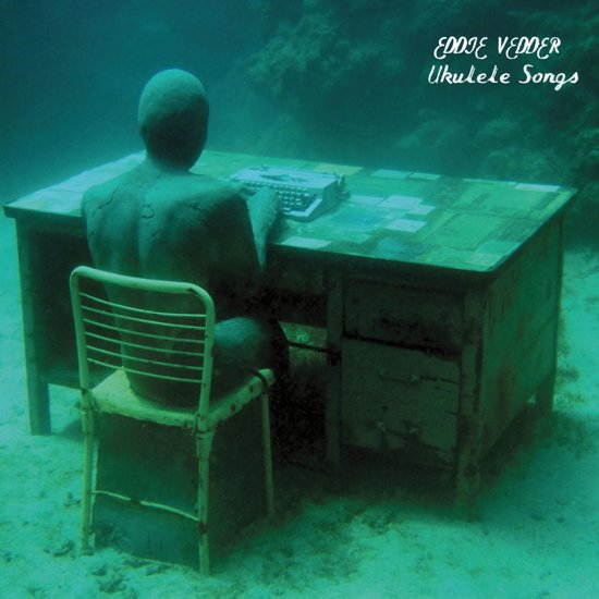 Eddie Vedder - Ukulele Songs (Paperback Version)