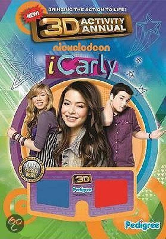 Icarly 3d Activity Annual