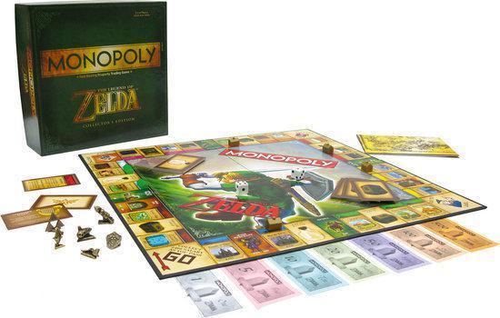Monopoly The Legend of Zelda - Collectors Edition