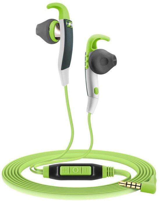 Sennheiser MX 686G SPORTS - In-ear oordopjes - Groen / Grijs