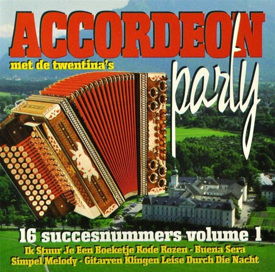 Accordeon Party Vol. 1