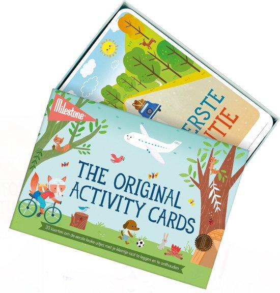 Milestone™ Baby Photo Cards - Original Activity