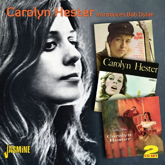 Carolyn Hester - Introduces Bob Dylan