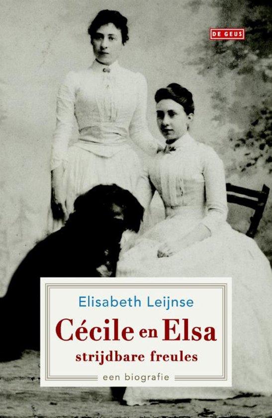 Afbeeldingsresultaat voor elisabeth leijnse cecile en elsa