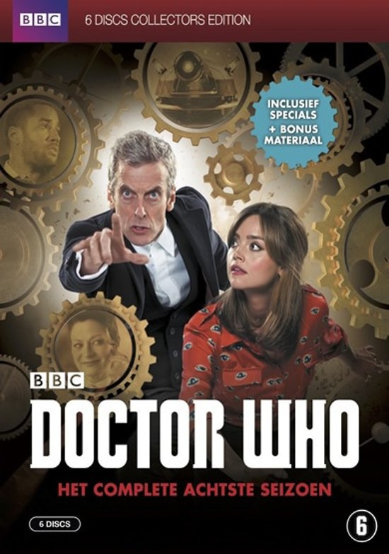 Doctor Who – Seizoen 8