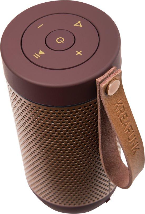 Kreafunk aFUNK Portable Bluetooth Speaker