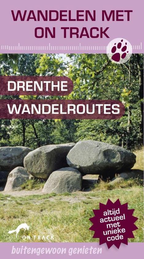 On Track / Drenthe Wandelroutes - Capitool pdf epub